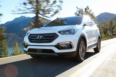Hyundai and Kia Canada Recalls and Product Improvement Campaigns due to engine issues and fires - Santa Fe