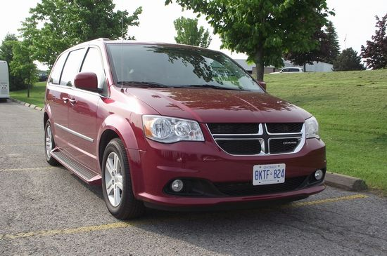 Automobile Protection Association | Recently Driven: 2011 Dodge Grand Caravan Crew