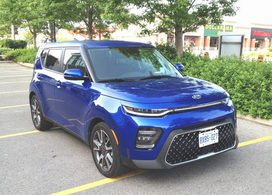 Automobile Protection Association | Recently Driven 2020 Kia Soul